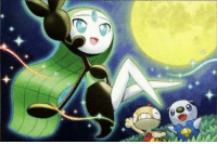 Dank, Nintendo, and Pokemon: The Meloetta event has begun! The Meloetta distribution has begun its run on X, Y, Omega Ruby & Alpha Sapphire in Europe and Australia with North American release coming in the next few hours. This event is the final of 11 Mythical Pokémon distributions in the west and is being given over the Nintendo Network to celebrate the 20th anniversary of Pokémon. This event runs until December 24th. Will you get this Meloetta? How will you run it? http://www.serebii.net/index2.shtml