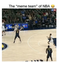 "Funny, It's Lit, and Lit: The ""meme team"" of NBA  LC Lmao aye its lit 😂💀"