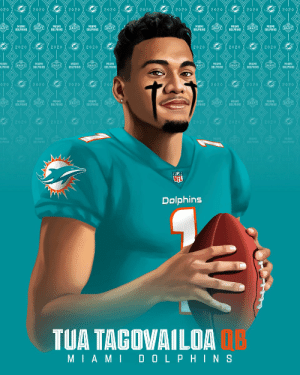 The @MiamiDolphins draft Tua Tagovailoa with the No. 5 overall pick! #NFLDraft https://t.co/7WneJstHcU: The @MiamiDolphins draft Tua Tagovailoa with the No. 5 overall pick! #NFLDraft https://t.co/7WneJstHcU