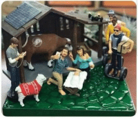 The Millennial Nativity Scene: The Millennial Nativity Scene