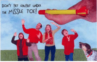 41 Funny Family Christmas Pictures: THE MİSSLE TOE! 41 Funny Family Christmas Pictures