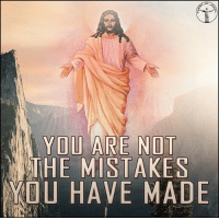 God, Head, and Jesus: THE MISTAKES  DU HAVE MADE Nobody's perfect, but you are perfect for Him! Jesus loves you despite any of your mistakes. He sees and values every of your attempts to become a better person. Keep your head up and pray to our Savior! The best is yet to come. Bible sonofgod424 God Love Redeemed Saved Christian Christianity Pray Chosen jesus lord truth praying christ jesuschrist bible word godly angels cross faith inspiration jesussaves worship yahweh holyspirit praise spiritualwarfare