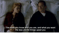 Lost in Translation (2003): The more you know who you are, and what you want  the less you let things upset you Lost in Translation (2003)