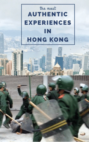 #1 travel destination you surely won't forget: the most  AUTHENTIC  EXPERIENCES  IN  HONG KONG #1 travel destination you surely won't forget