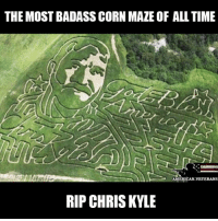 Repost @american.veterans The legend Like my content? Check out my friends: @american.veterans @_americafirst_ @the.red.pill @break.the.fake americanmade🇺🇸 patriot patriots americanpatriots politics conservative libertarian patriotic republican usa america americaproud wethepeople republican freedom secondamendment MAGA PresidentTrump alllivesmatter america: THE MOST BADASS CORN MAZE OF ALL TIME  AMERICAN VETERANS  RIP CHRIS KYLE Repost @american.veterans The legend Like my content? Check out my friends: @american.veterans @_americafirst_ @the.red.pill @break.the.fake americanmade🇺🇸 patriot patriots americanpatriots politics conservative libertarian patriotic republican usa america americaproud wethepeople republican freedom secondamendment MAGA PresidentTrump alllivesmatter america