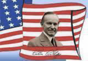 """Memes, Progressive, and Business: """"The most free, progressive and satisfactory method ever devised for the equitable distribution of property is to permit the people to care for themselves by conducting their own business. They have more wisdom than any government.""""  Calvin Coolidge Says January 5, 1931"""