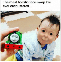 Memes, youtube.com, and Face Swap: The most horrific face-swap l've  ever encountered... Paste the last thing you copied. Mine is: https:-m.youtube.com- -channel-UCoGPS3Rlh70CkGJjxDPcv0A