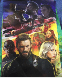 The most important part of the three piece SDCC poster: beard and blonde!!!! 😱 also Groot looks more grown and look how close Vision and Wanda are captainamerica blackwidow groot rocket starlord thor loki falcon infinitywar avengers avengersassemble infinitywar: The most important part of the three piece SDCC poster: beard and blonde!!!! 😱 also Groot looks more grown and look how close Vision and Wanda are captainamerica blackwidow groot rocket starlord thor loki falcon infinitywar avengers avengersassemble infinitywar