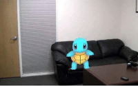 The most obvious place to find a squirtle in Pokemon-Go