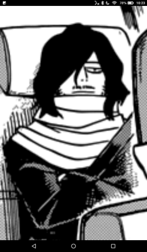 The most relatable picture of Aizawa-Daddy: The most relatable picture of Aizawa-Daddy