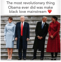 Hype, Memes, and Black Men: The most revolutionary thing  Obama ever did was make  black love mainstream  @17th soulia4 A happily married black couple is white supremacy's worst nightmare 👨🏾‍💻 17thsoulja BlackIG17th When it comes to married brothers with six-figure annual incomes, 83 percent of them tied the knot with a sister, according to Toldson's census research. In fact, 85 percent of black male college graduates wed black women, and 88 percent of married black men – of all education and income levels – have black wives.Aug 16, 2013 blackloveisreal don't believe the hype ✊🏾