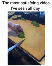 Yes please.: The most satisfying video  I've seen all day Yes please.