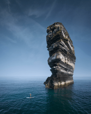 Ireland, Surreal, and  Place: The most surreal place in Ireland.