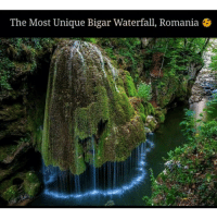 Another One, Another One, and Bucket List: The Most Unique Bigar Waterfall, Romania 6 Truly beautiful, another one for the bucket list, who's with me? 😍😍😍