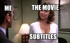 Subtitties: THE MOVIE  ME  SUBTITLES Subtitties