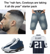 Cowboys Are Taking It All Dis Year