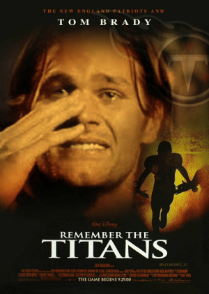 "Can't wait to see this movie https://t.co/90KKzT2PR3: THE NE W ENGLAND PATRIOTS AND  TO M  BRA DY  WALT DISNEY  REMEMBER THE  TITANS  EY BEBCREMER  @NFLMEMES_IG  HENIR WASHINGTON BEMENDER THE ITANS TEANISAL BLACKAZ YARN MILPATTEN DONALD FASON NCOLE ARI PAKER ""TEVN LAIN  HORAK EVANS PE RSULu ESTERSSI MICKAR ALYN GIEGONY ALLEN IOWARNY CIEMEN CAAD AMANAZTAIH  THE GAME BEGINS 9.29.00 Can't wait to see this movie https://t.co/90KKzT2PR3"