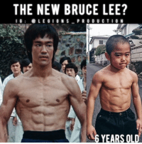 "🔥😳THE NEW BRUCE LEE? Founder 👉: @king_khieu. Thoughts on this 6 years old prodigy? Thoughts? Opinions🤔? What do you guys think? COMMENT BELOW! Athletes. Left: @brucelee. Right: @ryusei416. TAG SOMEONE who needs to lift! _________________ Check out our principal account: @fitness_legions for the best fitness and nutrition information! Like✅ us on Facebook👉: ""Legions Production"" for a chance at having a shoutout. @legions_production🏆🏆🏆. . . . . . . . cardio cardioworkout cardiotime nopainnogain personaltrainer personaltrainers pain burn intense physical improve improvement challenge challenges overcome struggle strive effort dominate compete competitor competition exercise montreal muscle muscles musclegain protein competitive exercises: THE NEW BRUCE LEE?  I G  (a LEGION S  PRODUCTION  6 YEARS OLD 🔥😳THE NEW BRUCE LEE? Founder 👉: @king_khieu. Thoughts on this 6 years old prodigy? Thoughts? Opinions🤔? What do you guys think? COMMENT BELOW! Athletes. Left: @brucelee. Right: @ryusei416. TAG SOMEONE who needs to lift! _________________ Check out our principal account: @fitness_legions for the best fitness and nutrition information! Like✅ us on Facebook👉: ""Legions Production"" for a chance at having a shoutout. @legions_production🏆🏆🏆. . . . . . . . cardio cardioworkout cardiotime nopainnogain personaltrainer personaltrainers pain burn intense physical improve improvement challenge challenges overcome struggle strive effort dominate compete competitor competition exercise montreal muscle muscles musclegain protein competitive exercises"