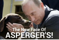 Shocked Face Meme: The New Face Of  ASPERGERS!