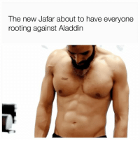 I always did like a bad boy 😈: The new Jafar about to have everyone  rooting against Aladdin I always did like a bad boy 😈