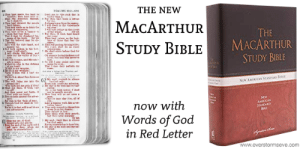 The NEW MacArthur Study Bible: THE NEW  PSALMS 2  hoe be ade the land  CHle thou at eat i  Hl e eals hre  shaketh.  AT showed ar le  wthines  thehat made a drk de  Lad me tethe k oat is  ter than  Tor ho at beem a ren  MACARTHUR  er from the  Asinn  THE  MACARTHUR  STUDY BIBLE  1wke refue la e ert  4Tou hast si  la  Pe tho, 0 Gol, hast beard  That r b dlaret be  1 at the beined ar  Sve wh thr riht hand, and  Th haiven n e herl  A of tho at the  STUDY BIBLE  Thwne  ng'te:  de God for  le hal ald  1 ride Sehn. and  eout e alle S  os inkiad d  ndthal der me s  Sin  So w sin rni te dhe  न  অ  Tbel-m ale ie the defence  lwid ia slece  ग  hution  NEW AMEICAN STANDARD BIBLE  :'diet  God. l  yation  pot be erearl me  Hw awe et voon  gen.  -Thal e m lar iw, all of  Jad the ot set forth. a  Now  AMICAN  STANDARD  Pr ain a dhe ele of an  1we  now with  Words of God  in Red Letter  La legnine wall, hetot  Ther ty enthret hi  Ther delish in  Trhla hat will tad de  adveraries  4  Sertmn Sfs re  her  Mese with thrir porh.  et ther cte lewny  in lece  Mr seol. w  Aeed sato  e er  cal als dee, whee  Seart te arwbelmed:  www.everstormseve.com The NEW MacArthur Study Bible