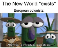 European Colonists