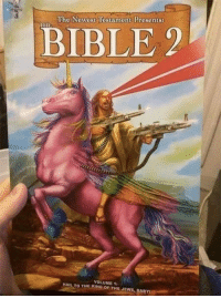 Bible, Jews, and King: The Newest Testament Presents:  BIBLE 2  VOLUME 1  HAIL TO THE KING OF THE JEWS, DABY!