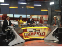 """COMING UP: """"The Fox News Specialists,"""" hosted by Eric Bolling, Katherine Timpf and Eboni Williams - 5p ET on Fox News Channel!: the  NEWS  SPECIALISTS COMING UP: """"The Fox News Specialists,"""" hosted by Eric Bolling, Katherine Timpf and Eboni Williams - 5p ET on Fox News Channel!"""
