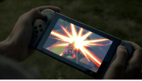 The next piece of Nintendo hardware has been announced. Formerly known through the codename NX, this device is the Nintendo Switch. It's a home console device that can have the controller separate from the console for portable gaming on the go. Last month, The Pokémon Company CEO, Tsunekazu Ishihara, confirmed that they were developing Pokémon games for this hardware. What are your thoughts on this device? Will you get one? http://www.serebii.net/index2.shtml: The next piece of Nintendo hardware has been announced. Formerly known through the codename NX, this device is the Nintendo Switch. It's a home console device that can have the controller separate from the console for portable gaming on the go. Last month, The Pokémon Company CEO, Tsunekazu Ishihara, confirmed that they were developing Pokémon games for this hardware. What are your thoughts on this device? Will you get one? http://www.serebii.net/index2.shtml