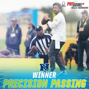 The NFC takes home the 2020 Precision Passing title! #ProBowlSkills https://t.co/JhQxyzG56X: The NFC takes home the 2020 Precision Passing title! #ProBowlSkills https://t.co/JhQxyzG56X