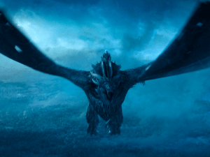 The night king didn't need an army to destroy winterfell he just needed his dragon and 2 ice spears: The night king didn't need an army to destroy winterfell he just needed his dragon and 2 ice spears