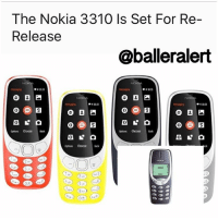 "Android, Memes, and Nostalgia: The Nokia 3310 Is Set For Re-  Release  Caballeralert  1033  0033  a  Opeons Choose Back  options choose Bad  a  Options (Choose Back The Nokia 3310 Is Set For Re-Release -blogged by @miss_binky ⠀⠀⠀⠀⠀⠀⠀⠀⠀ ⠀⠀⠀⠀⠀⠀⠀⠀⠀ While most of us are busy with the iPhone vs. Android argument, Nokia wants us to kick it old school. ⠀⠀⠀⠀⠀⠀⠀⠀⠀ ⠀⠀⠀⠀⠀⠀⠀⠀⠀ At yesterday's Mobile World Conference in Barcelona, Nokia revealed their reboot of the classic 3310 model. ⠀⠀⠀⠀⠀⠀⠀⠀⠀ ⠀⠀⠀⠀⠀⠀⠀⠀⠀ Originally released in 2000, the Nokia3310 was pretty much indestructible. It also gave us endless snap-on case options and bragging rights about how you were a beast at Snake. ⠀⠀⠀⠀⠀⠀⠀⠀⠀ ⠀⠀⠀⠀⠀⠀⠀⠀⠀ Of course, the 2017 version has quite a few upgrades – color screen, 2-megapixel camera, and a headphone jack; but, it's still serving up serious 2000's nostalgia. ⠀⠀⠀⠀⠀⠀⠀⠀⠀ ⠀⠀⠀⠀⠀⠀⠀⠀⠀ Don't get it twisted though, Nokia didn't release this with intentions of trying to compete with smartphones. Retailing at about $52, the device is designed to appeal to customers who may not be able to afford a smartphone, those who yearn to return to the simpler ""dumb phone"" days, or as a starter phone for kids. ⠀⠀⠀⠀⠀⠀⠀⠀⠀ ⠀⠀⠀⠀⠀⠀⠀⠀⠀ But let's be real, this has ""trap phone"" written all over it. It won't be long after it's second quarter release that we hear it named dropped on a hip hop record."