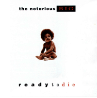 Notorious BIG, Tumblr, and Blog: the notorious  BIG  r e a  d y tod ie todayinhiphophistory:  Today in Hip Hop History:The Notorious B.I.G. released his debut album Ready To Die September 13, 1994