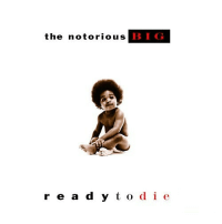 Ironic, Memes, and Notorious BIG: the notorious  BIG  rea d y t o die 24 years ago TODAY.....(how ironic that Tupac died on this same date 2 years later! )