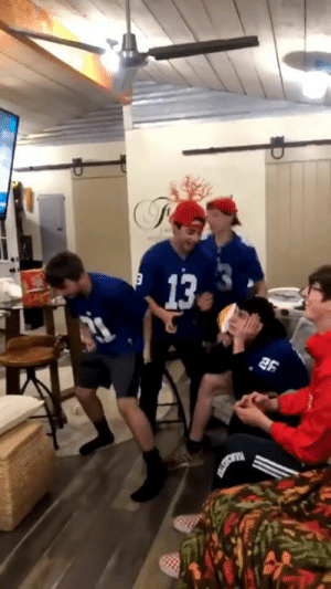 Funny, Nfl, and Beckham: The Odell Beckham & Landon Collins jerseys makes this 10x as funny