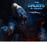 Agrabah: THE  OF AGRABAH  FIRST  LOOK