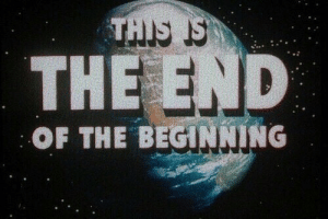 the of: THE  OF THE BEGINNING