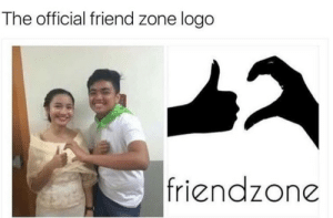 Legit  Follow for more relatable love and life quotes     feel free to message me or submit posts!!: The official friend zone logo  friendzone Legit  Follow for more relatable love and life quotes     feel free to message me or submit posts!!
