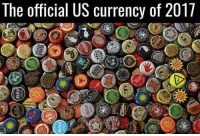 Dank, 🤖, and Currency: The official US currency of 2017  onebrew  YANI