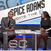 Preciate @themichaelsmith and @jemelehill for having CreamBiggums on @sportscenter!! Y'all get a free Stepback and Creamy Step session for free!: THE  OIAS Preciate @themichaelsmith and @jemelehill for having CreamBiggums on @sportscenter!! Y'all get a free Stepback and Creamy Step session for free!