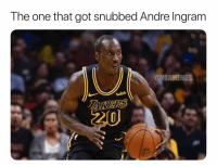 Facts😴 nba nbamemes roty nbaawards: The one that got snubbed Andre Ingram  ONBAMEMES  wish  20 Facts😴 nba nbamemes roty nbaawards