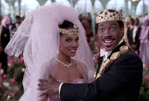 The only Royal Wedding I care about: The only Royal Wedding I care about