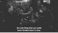 "Memes, Heart, and Time: the only thing that can really  heal a broken heart is time. ""The only thing..."" https://t.co/zkaIXwgUik"