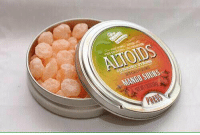 Bring these back please: THE ORIat  ALTOIDS  CURIOUSLY  MANGO SOURS Bring these back please
