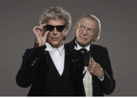 "Christmas, Doctor, and Memes: ""The original, you might say!""   Doctor Who will return with Peter Capaldi and David Bradley this Christmas!"