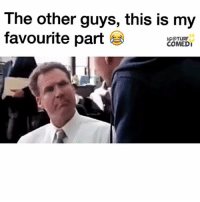 Lmaooo 😭: The other guys, this is my  favourite part  IGOTURF  COMEDI Lmaooo 😭