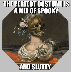 This Halloween look is fresh to death: THE  PERFECT COSTUMEIS  A MIK OFSPOOKY  AND SLUTTY This Halloween look is fresh to death