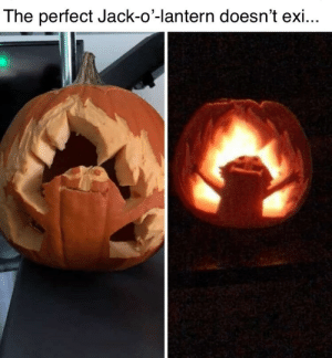 Yessssss: The perfect Jack-o'-lantern doesn't exi... Yessssss