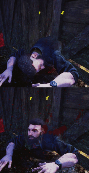 The placement of the mori gave me these meme-worthy screenshots, feel free to use.: The placement of the mori gave me these meme-worthy screenshots, feel free to use.