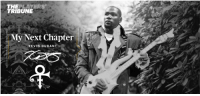 "Kevin Durant ""My Next Chapter"": THE PLAYERS'  TRIBUNE  My Next Chapter  KEVIN DURANT Kevin Durant ""My Next Chapter"""